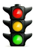Semáforos, 10eps — Vector de stock