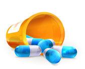 Piller — Stockvektor