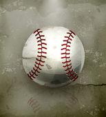 Baseball, old-style vector — Stock Vector