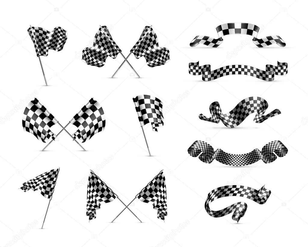 checkerd flag coloring pages - photo#39