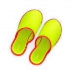 Slippers — Stock Vector