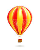 Air balloon, vector — Stock Vector