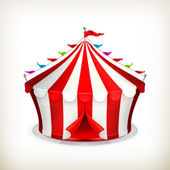 Circus, vector — Stock Vector