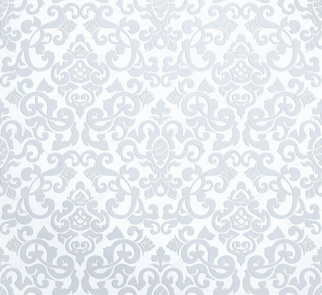 Фон узоры на белом фоне