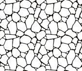 Stones seamless pattern, vector — Stock Vector