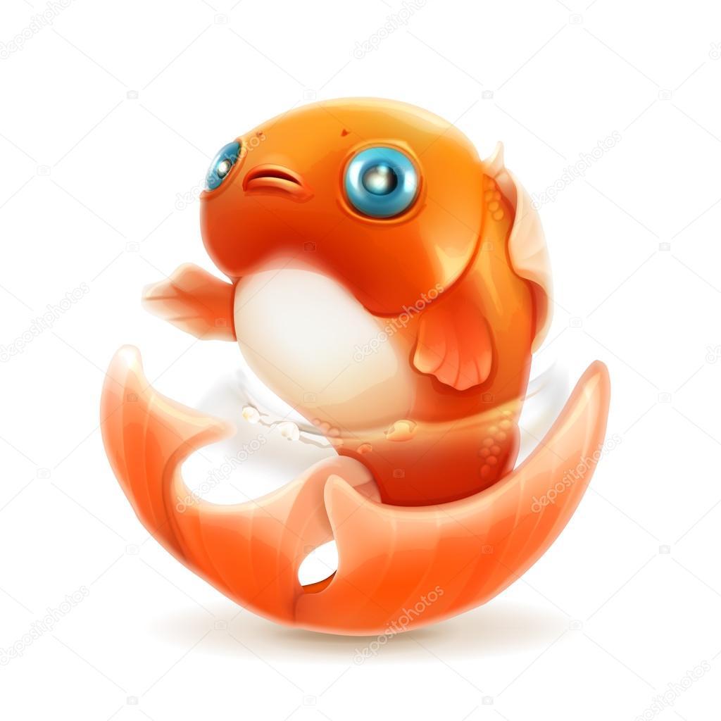 Образец Эмблемы Золотой Рыбки - фото 4