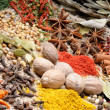 Colorful mix of spices — Stock Photo #12727593