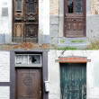 Doors Collection — Stock Photo #12727607