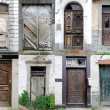 Doors Collection - Stock Photo