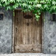 Stock Photo: Vintage door