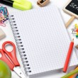 Stock fotografie: School supplies