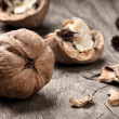 Royalty-Free Stock Photo: Still-life with walnuts