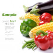 Fresh vegetables - Foto de Stock