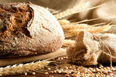 Traditionelles brot — Stockfoto