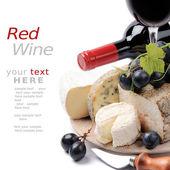 Wine and corks. — Stock Photo
