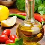 Постер, плакат: Fresh ingredients for traditional Italian cuisine
