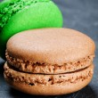 French macaroons — Stock Photo #22553285