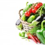 Fresh organic vegetables — Stock Photo #28965243