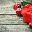 Christmas gifts — Foto Stock #36153467