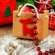 Foto Stock: Christmas gifts