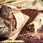 Fresh traditional bread — Stock Photo