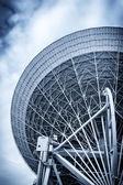 Radiotelescope closeup — Stockfoto