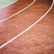 Running track curve — Stock Photo #47816887