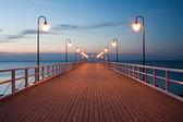 Sunrise over the sea. — Stock Photo