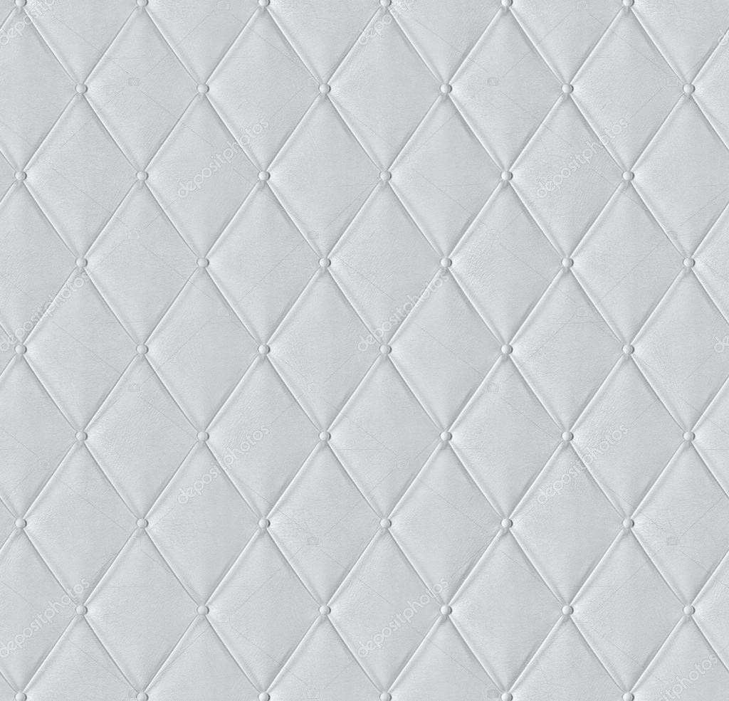 White Quilted Leather Stock Photo 169 Ekostsov 13137690