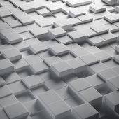 Abstracte kubussen — Stockfoto