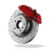 тормозной диск — Стоковое фото