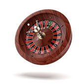 Roulette wheel. — Stock Photo