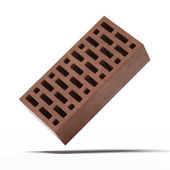 Construction bricks — Stock Photo