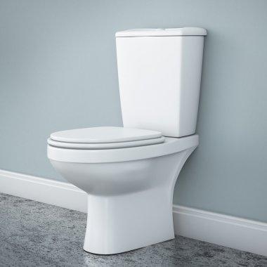 New toilet bowl