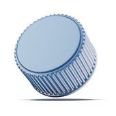 Plastic bottle cap — Stock Photo