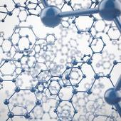 структура молекулы днк — Стоковое фото