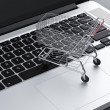 online shopping concept — Stock Photo