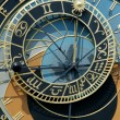 Prague Astronomical Clock — Stock Photo #13395402