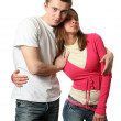 Loving Couple — Stock Photo #13395746