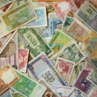 Exotic Banknotes - Stock Photo