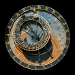 Prague Astronomical Clock — Stock Photo #13494429