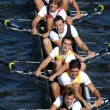 Rowing Team - Foto de Stock