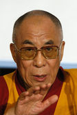His Holiness Dalai Lama — Stock Photo