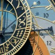 Prague Astronomical Clock — Stock Photo #13629680