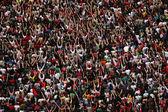 Huge Crowd — Stock Photo