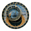 Prague Astronomical Clock - Stock Photo