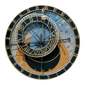 Prague Astronomical Clock — Stok fotoğraf