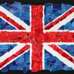 UK National Flag — Stock Photo #48555961