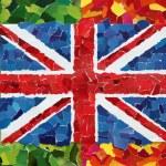 UK National Flag — Stock Photo #48555985