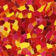 Red and yellow texture of torn paper — Stock Photo #48556187